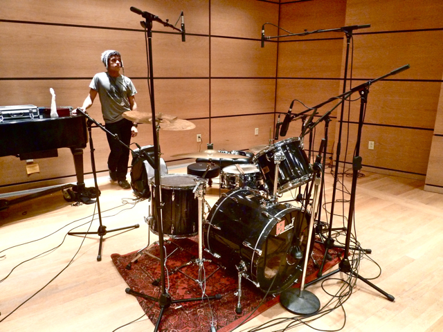 Drone drums
